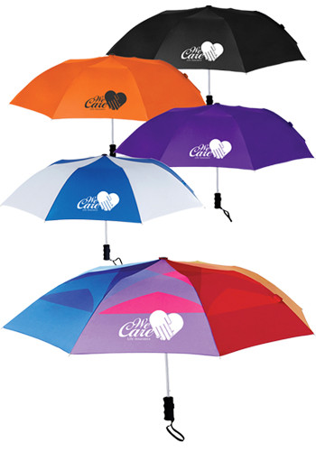 42 Inch Auto Open Windproof Umbrella | LE205069