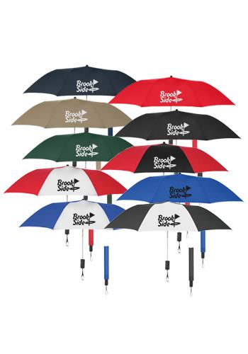 44-in. Auto-Open Folding Umbrellas   X10015