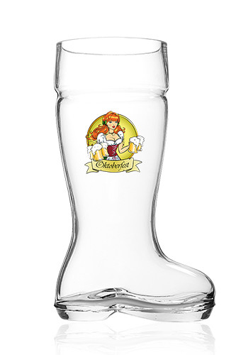 Munich Das Boot Beer Glasses