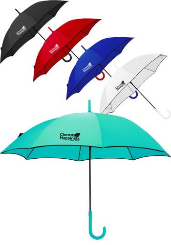 46 Inch Auto Open Colorized Fashion Umbrellas | SM9577