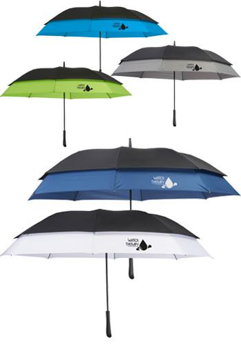 46 to 58 Inch Expanding Auto Open Umbrellas   LE205087
