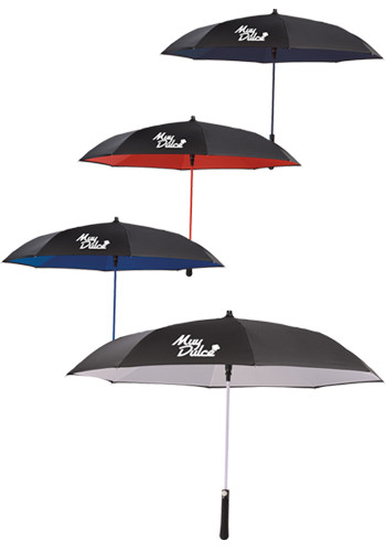 Customized 48 Inch Auto Open Inversion Umbrella