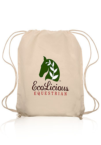 Cotton Drawstring Bags