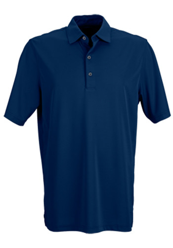 Greg Norman Play Dry Tonal Stripe Polo Shirts | GNS6K424