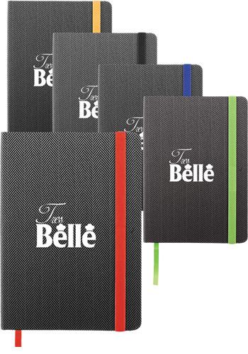 5.5 x 8 Inch Harrington Bound Notebooks | SM3521