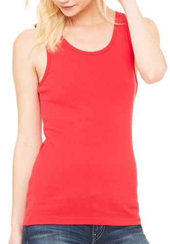 Bella Canvas Ladies' Baby Rib Tank Tops | 1080