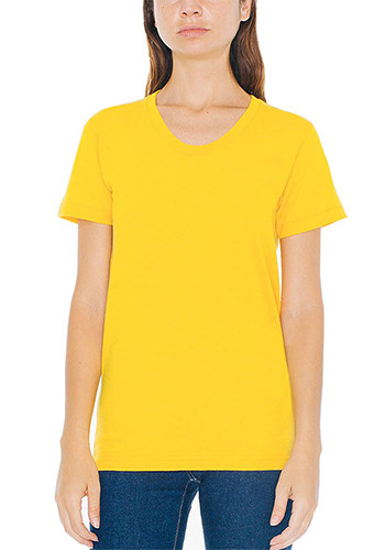 American Apparel Womens Poly-Cotton Tees | AABB301W