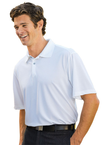 Bermuda Sands Shadow Men's S/S Placket Golf Shirts | BS0755