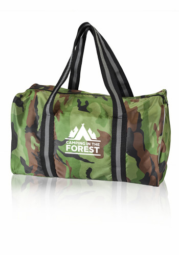 Customized Ranger Camo Duffle Bags