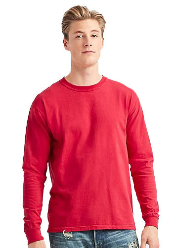 Comfort Colors Long Sleeve Tees | CC6014