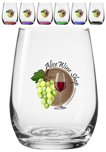 Stemless Taster Glasses