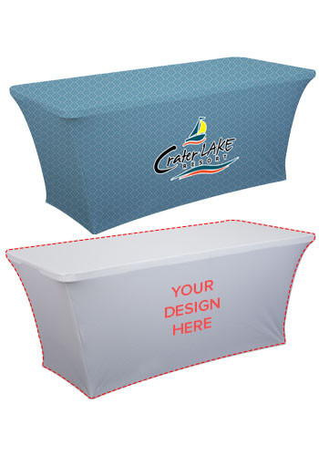 Personalized 6 ft. Dye-Sublimated UltraFit Throws