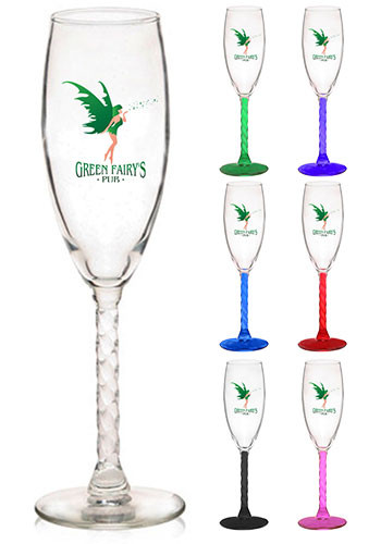 wholesale flute glasses
