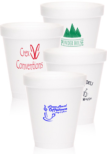 Wholesale 6 oz. Styrofoam Drinkwares