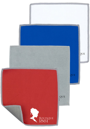 6Wx 6H 2-in-1 Microfiber Cleaning Cloth and Towels | IV5188