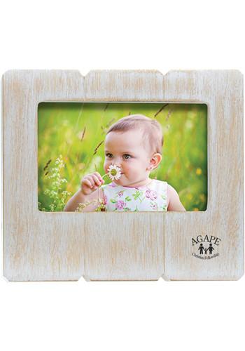 6 x 4 Distressed Wood Frames | IL3630