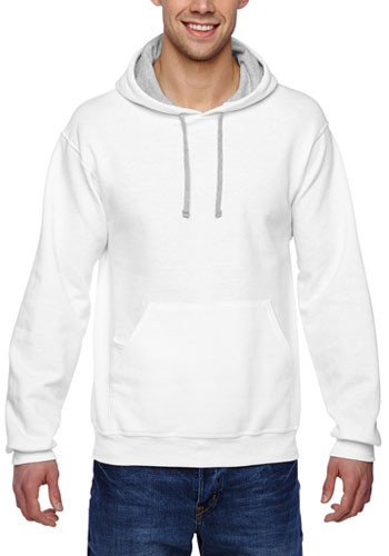 Fruit of the Loom Adult SofSpun Hooded Sweatshirts | SF76R