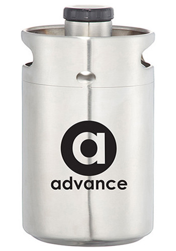 64 oz. Growl Vacuum Keg Growlers | LE162488