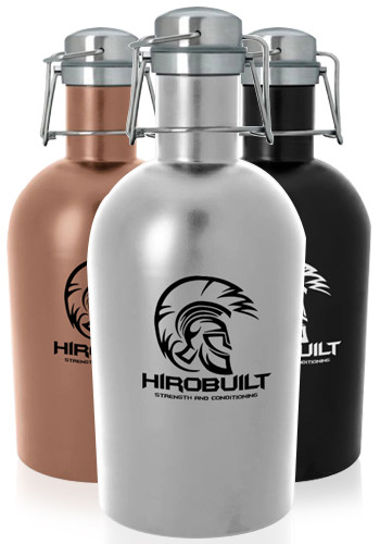 64 oz. Stainless Steel Growlers | X30098