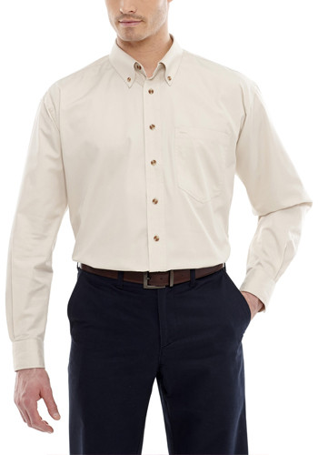 Men's Capulin Long Sleeve Dress Shirts | LETM17735