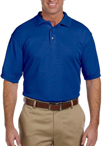 Harriton Men's Blend-Tek Polo Shirts | M280