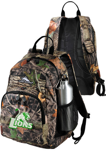 High Sierra Impact Kings Camo Backpacks | LE805233
