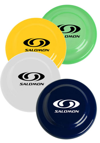 Promotional 7.25 in. Plastic Flying Discs