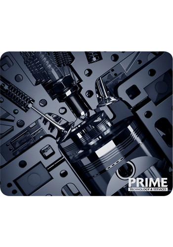 Custom 7.63 x 9.25 Inch Mouse Pads