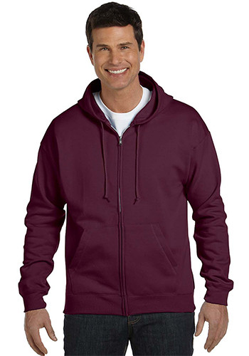 Hanes ComfortBlend Eco Smart Full-Zip Hoodies | P180