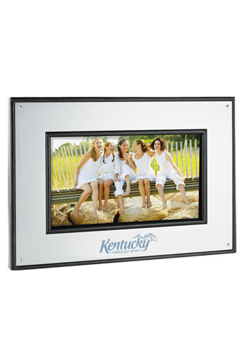 7 in. Aluminum Digital Photo Frames – 1GB | LE710003