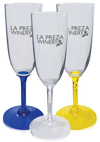 cheap plastic champagne flutes