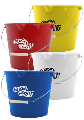 Customized 7 Quart Buckets