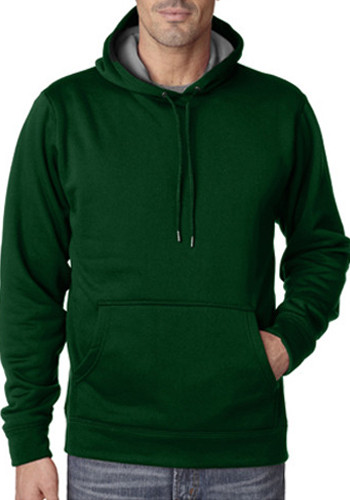 Ultraclub Adult Cool & Dry Sport Hooded Pullovers | 8441