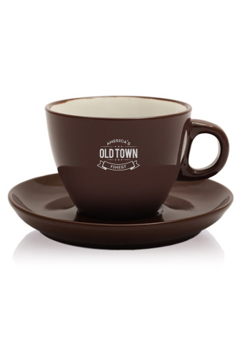 Custom 8 Oz Small Cappuccino Cups Cm1005 Discountmugs
