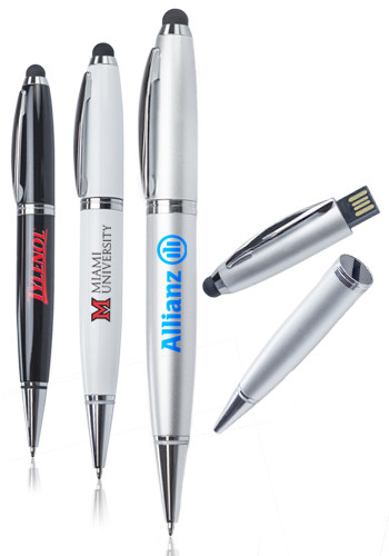 USB Pens with Stylus