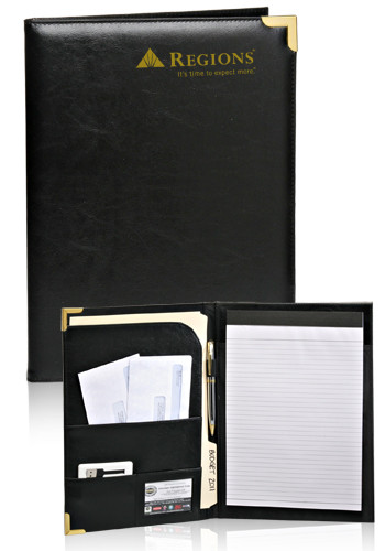 Classic Leather Padfolios | PF53