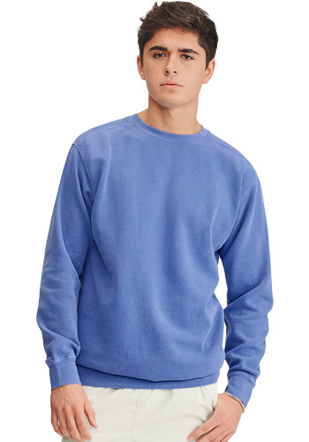 Comfort Colors Adult Crew Neck Sweatshirts | 1566