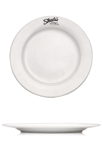 Vitrified Rimmed Porcelain Plates | ASPH007  sc 1 st  Bel Promo & 9 in. Vitrified Rimmed Porcelain Plates | ASPH007