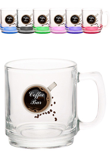 Glass Coffee Mugs Wholesale