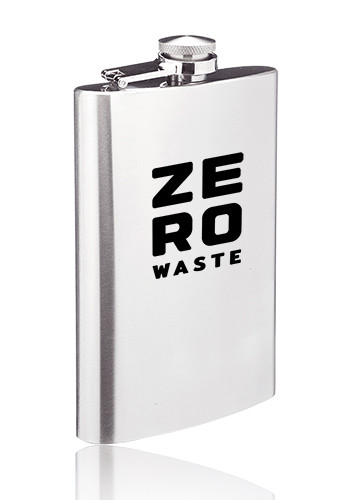 9 oz. Stainless Steel Hip Flasks | VF38