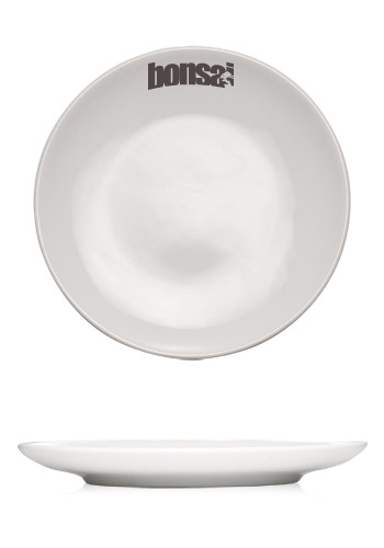 9.25 in. Vitrified Porcelain Coupe Plates | SPH003