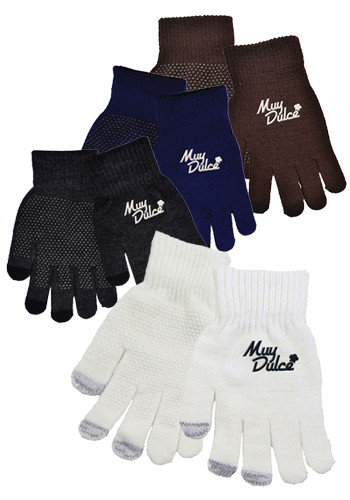 Personalized Touchscreen Gloves | APKGTS5000 - DiscountMugs