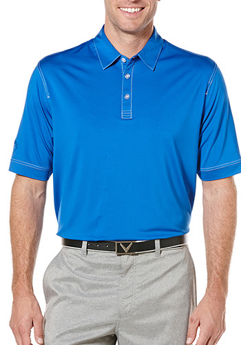 Callaway Industrial Stitch Polo Shirts | CGM400