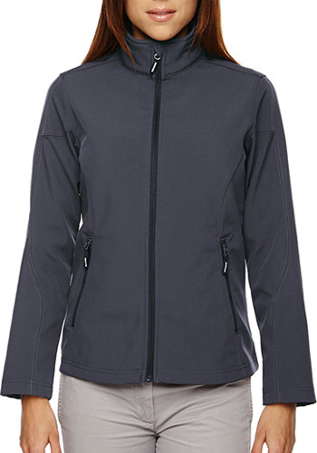 Ash City Core 365 Ladies' Cruise Two-Layer Soft Shell Jackets | 78184