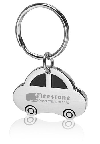 Metal Car Keychains