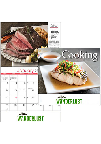 A Taste for Cooking  Wall Calendars | HLP827