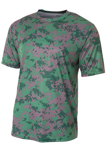 A4 Adult Camo Performance Tees | A4N3256