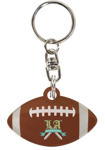 Personalized Acrylic Key Chains - Up to 4 sq. inches