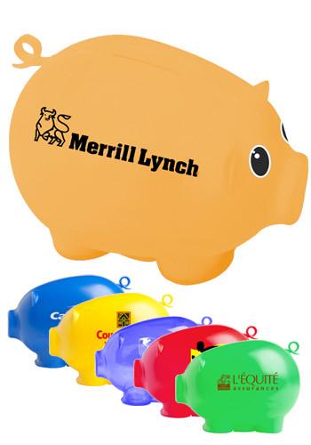 Bulk Action Piggy Coin Banks Em2205 Discountmugs