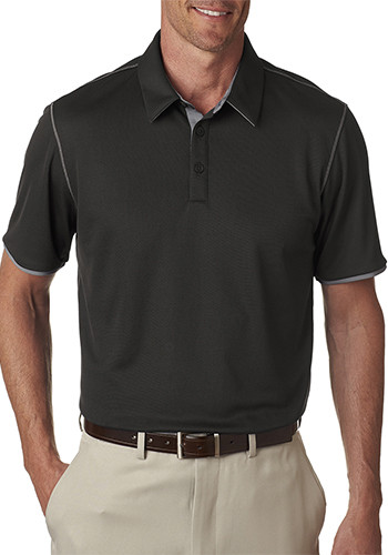 Adidas Golf Mens Climacool Mesh Color Hit Polos | AOA221